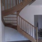 schody jesion